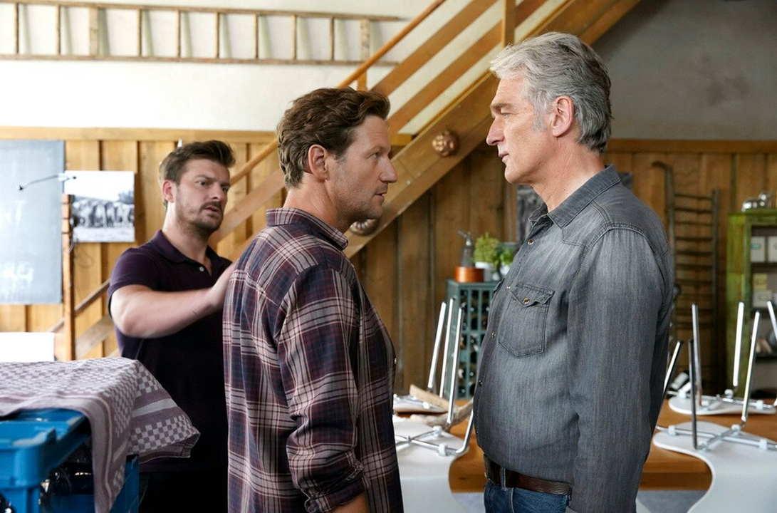 La casa tra le montagne Una casa per due film attori
