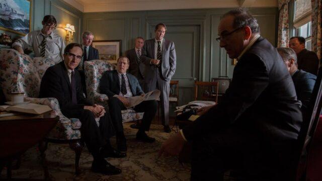 Lo scandalo Kennedy film attori