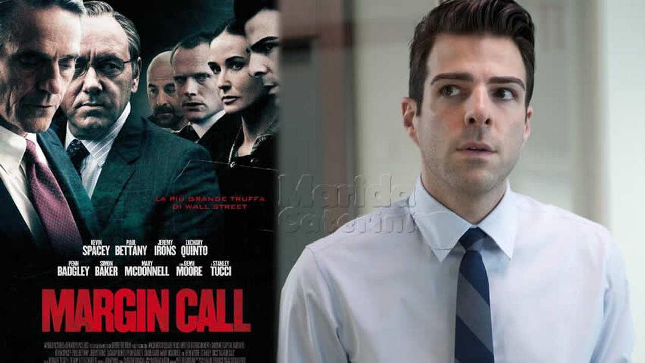 Margin Call film Rai Movie