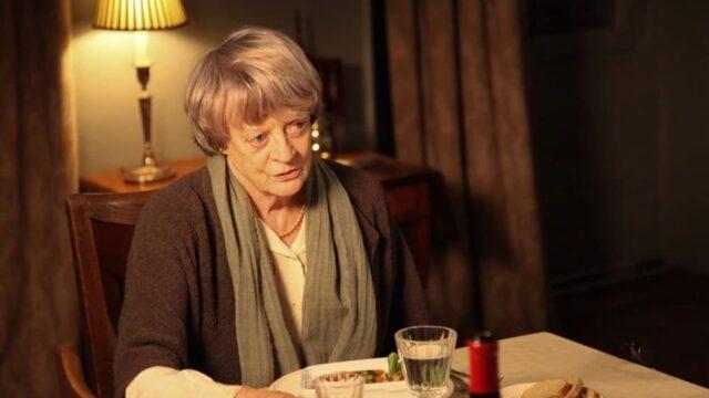 My old lady film finale