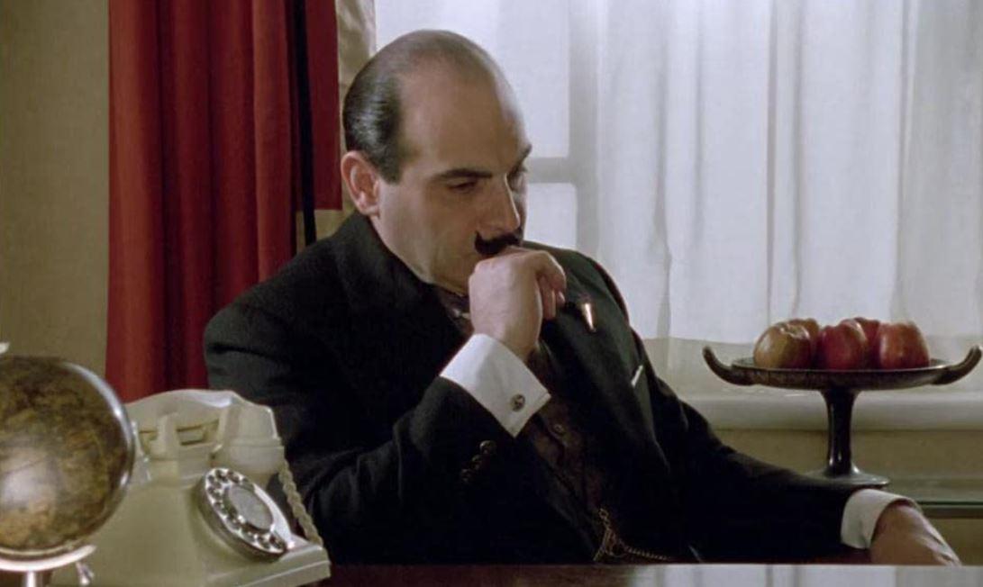 Poirot Delitto dell'arma bianca Top Crime