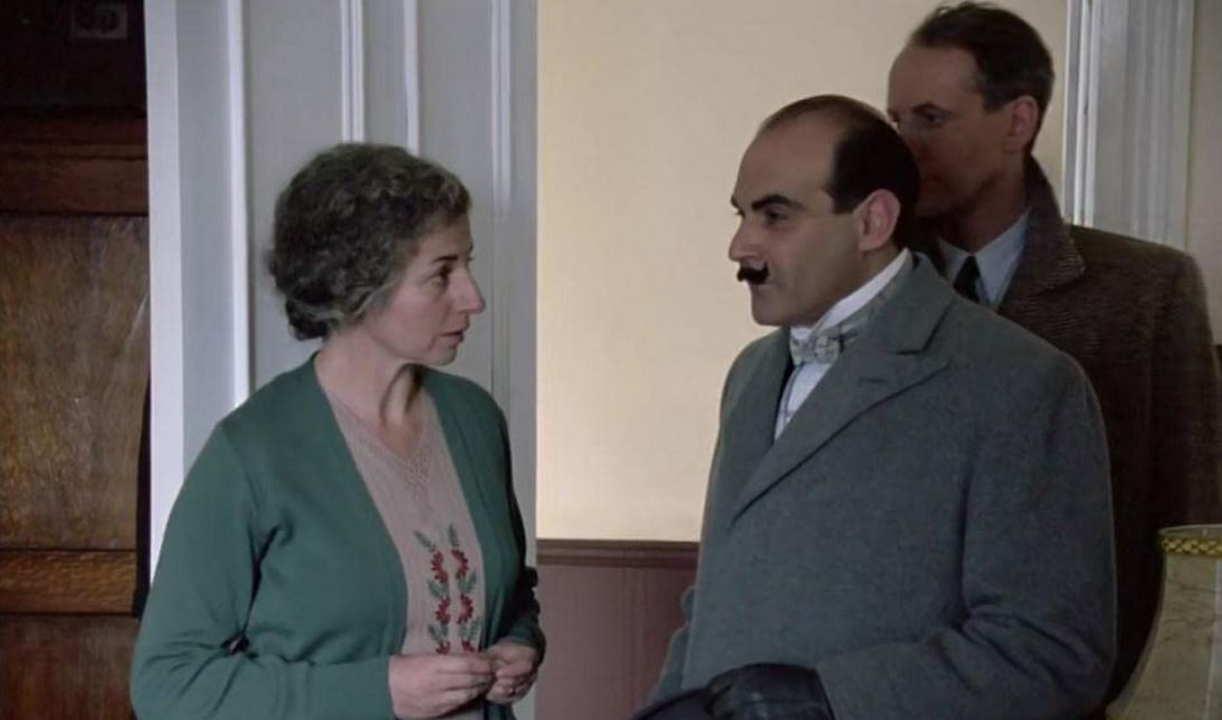 Poirot Doppio indizio dove è girato