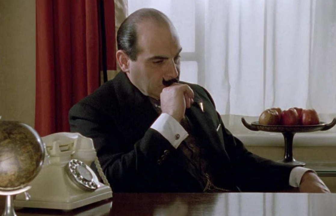 Poirot Furto da un milione di dollari Top Crime