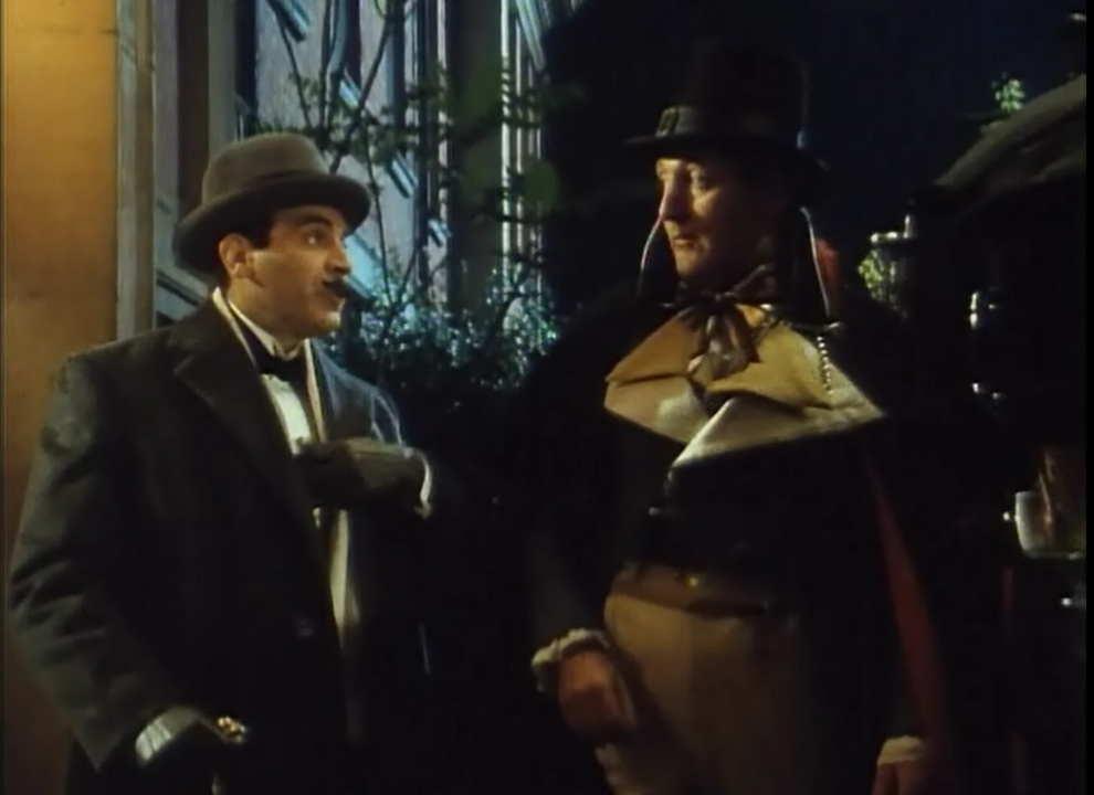 Poirot Il ballo in maschera Top Crime