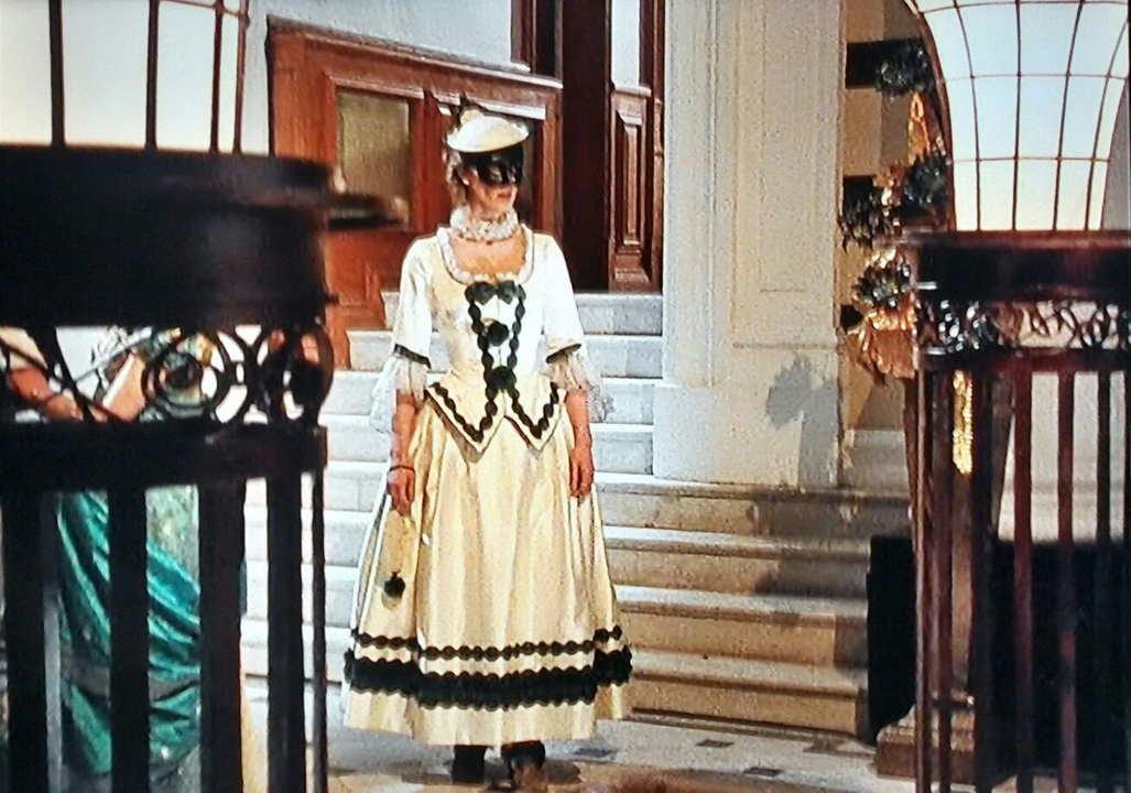 Poirot Il ballo in maschera attori