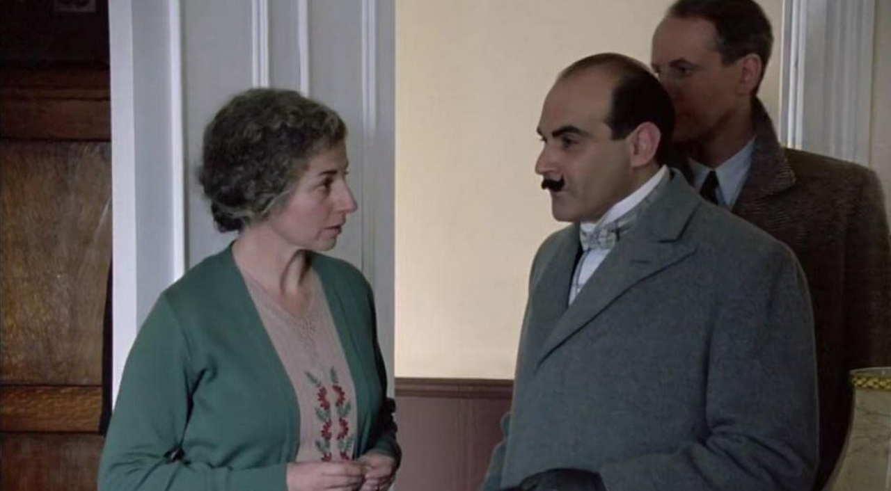 Poirot Il seme del sospetto attori