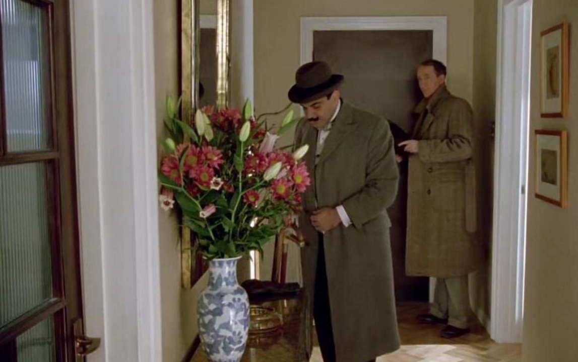 Poirot Il seme del sospetto dove è girato