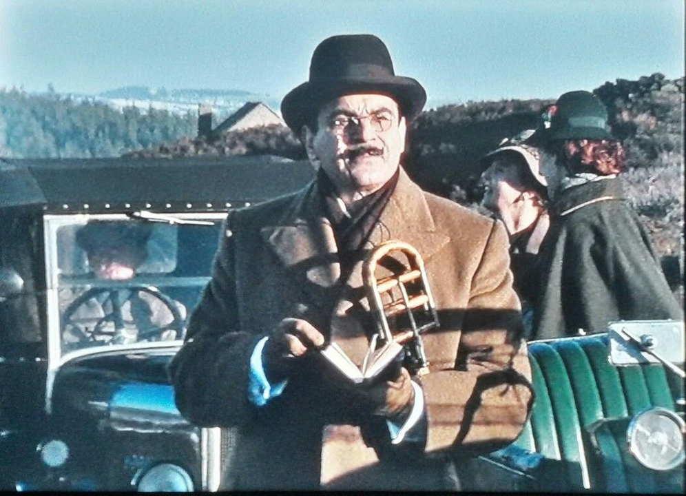 Poirot La battuta di caccia dove è girato