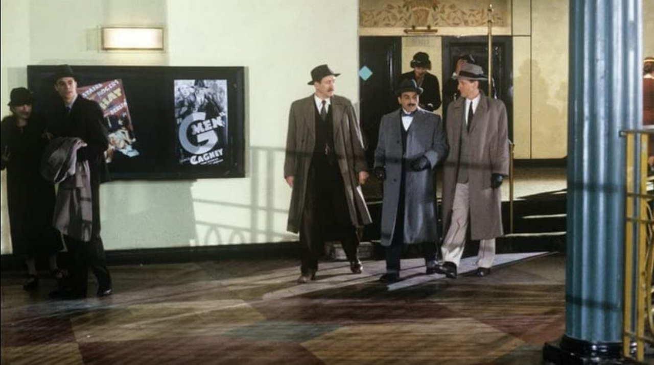 Poirot L'assassinio fantasma Top Crime