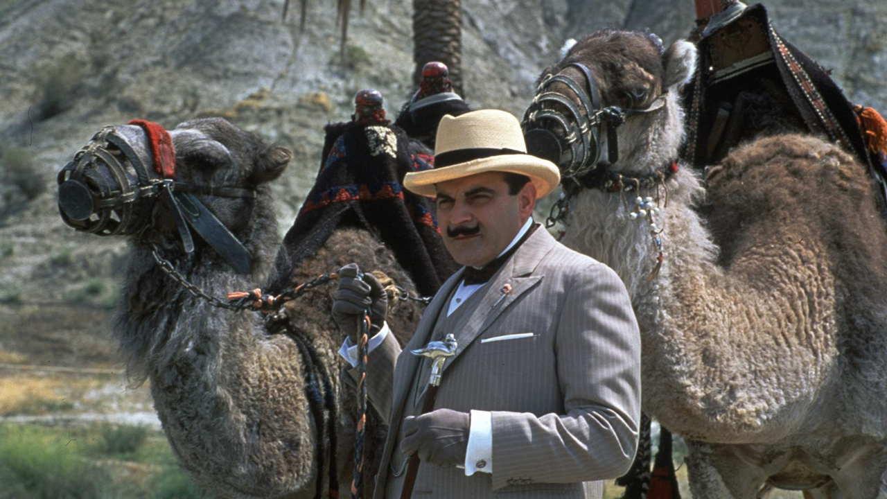 Poirot Nido di vespe dove è girato