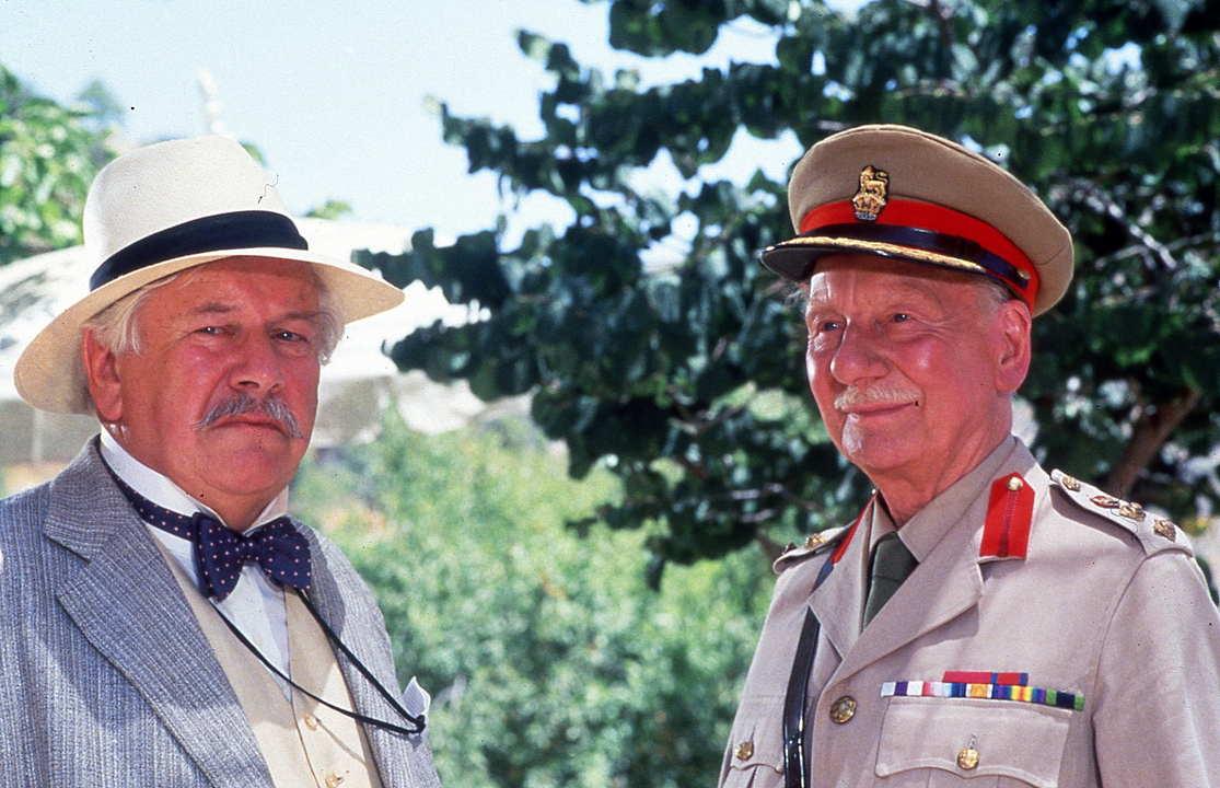 Poirot Sfortunate coincidenze attori