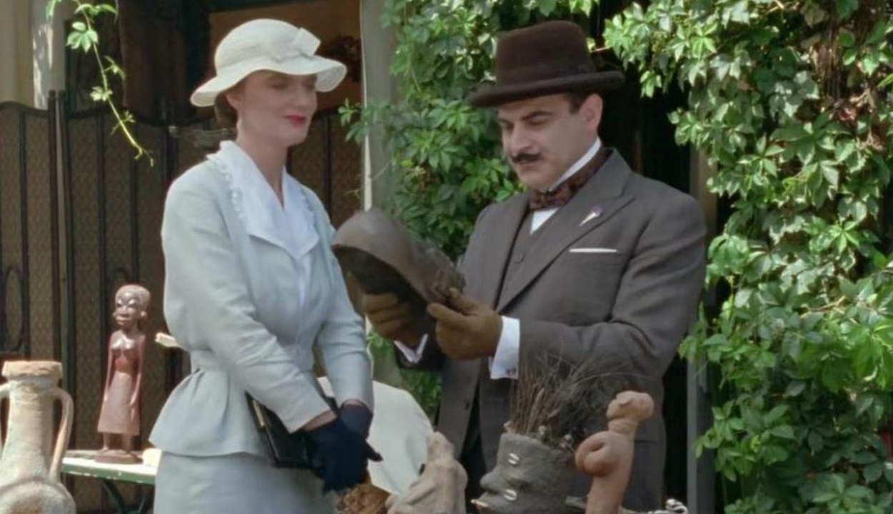 Poirot Un delitto in cielo attori
