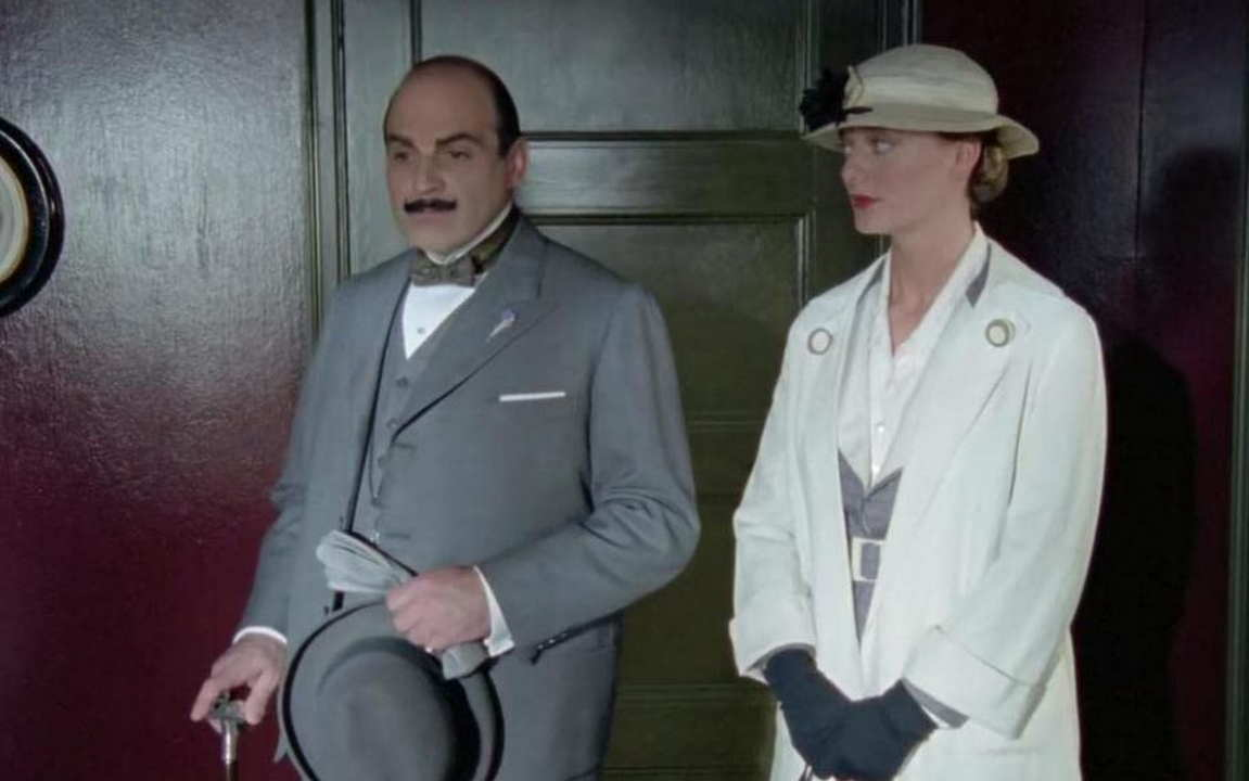 Poirot Un delitto in cielo dove è girato