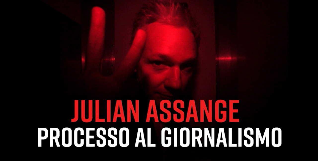 PresaDiretta 2021 Julian Assange
