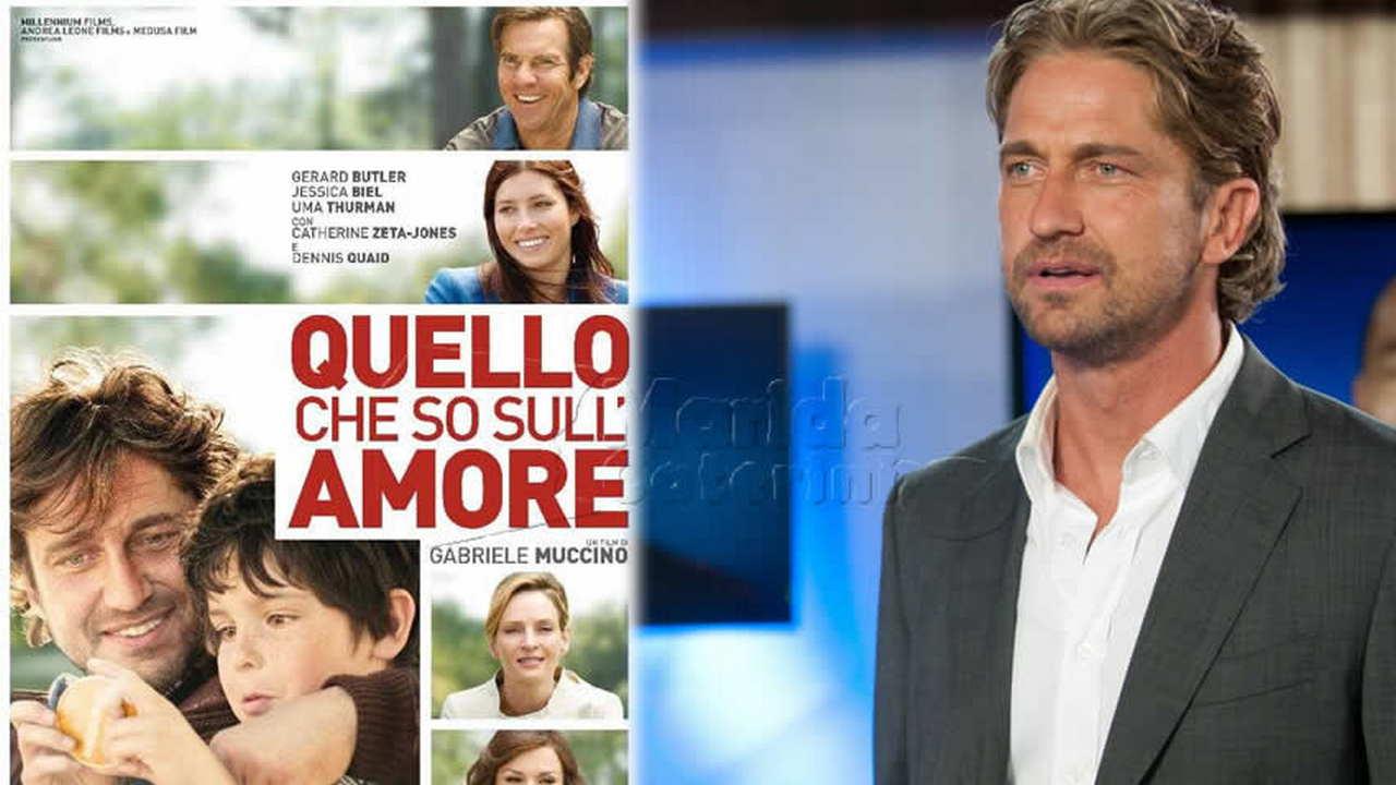 Quello che so sull'amore film Canale 5