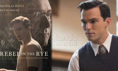 Rebel in the Rye film Rai 3