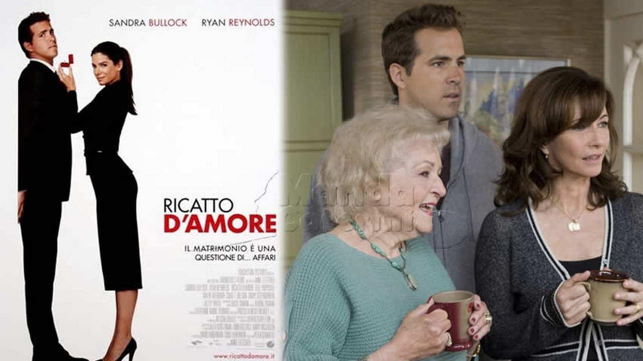 Ricatto d'amore film Rai 1