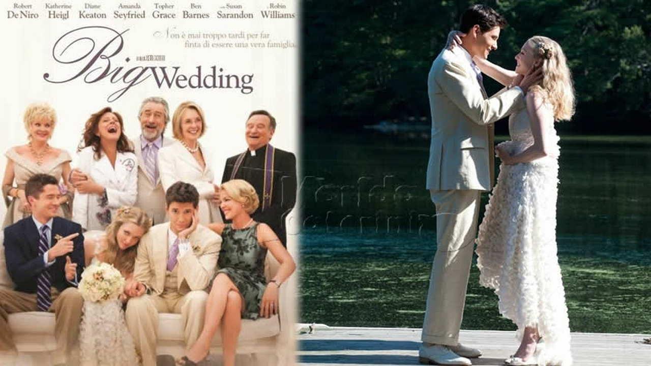 The Big Wedding film Rai 1