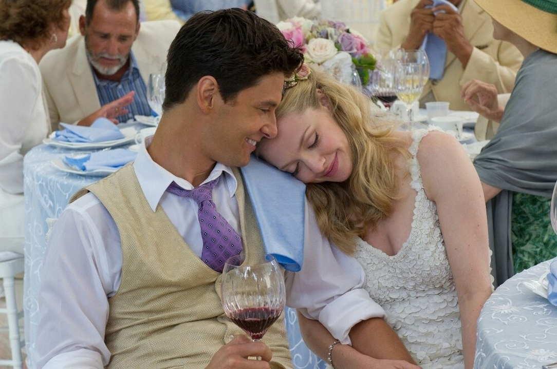 The Big Wedding film attori
