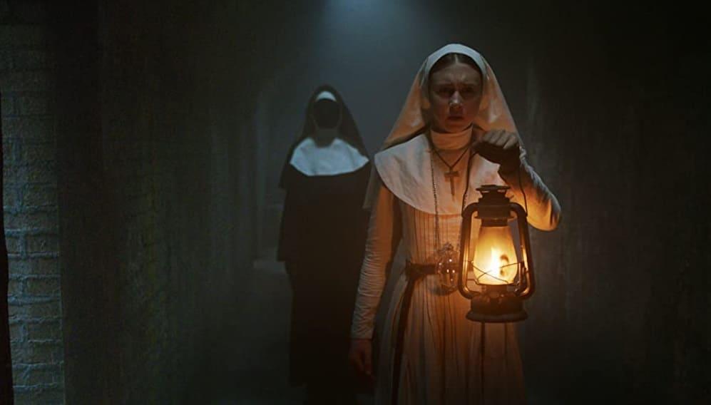 The Nun la vocazione del male film Italia 1