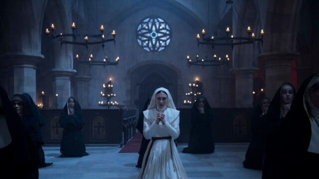 The Nun la vocazione del male film attori