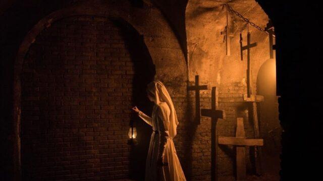 The Nun la vocazione del male film finale