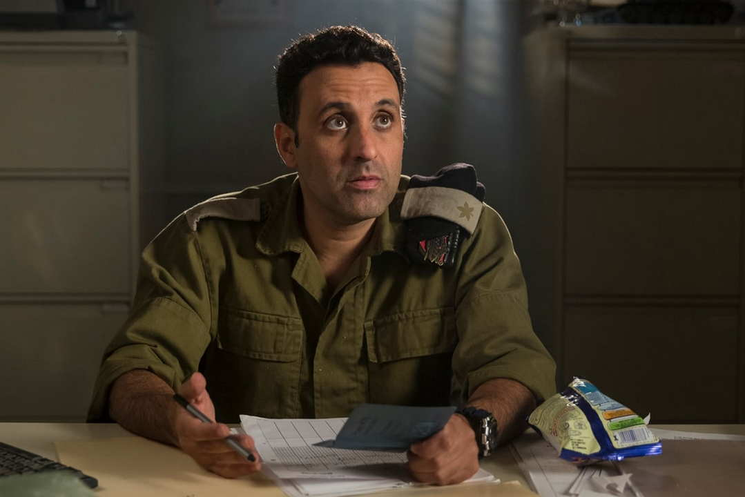Tutti pazzi a Tel Aviv film finale