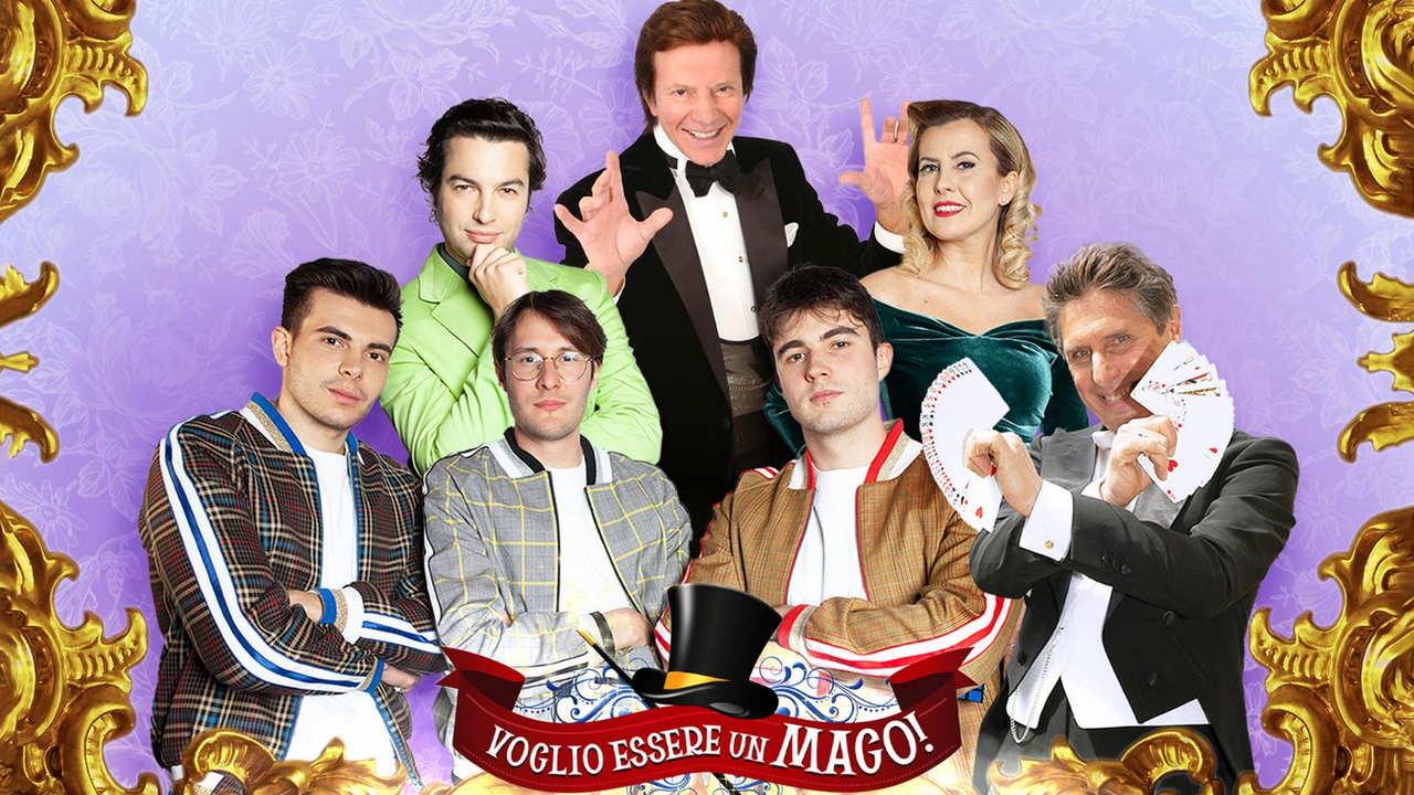 Voglio essere un mago Rai 2