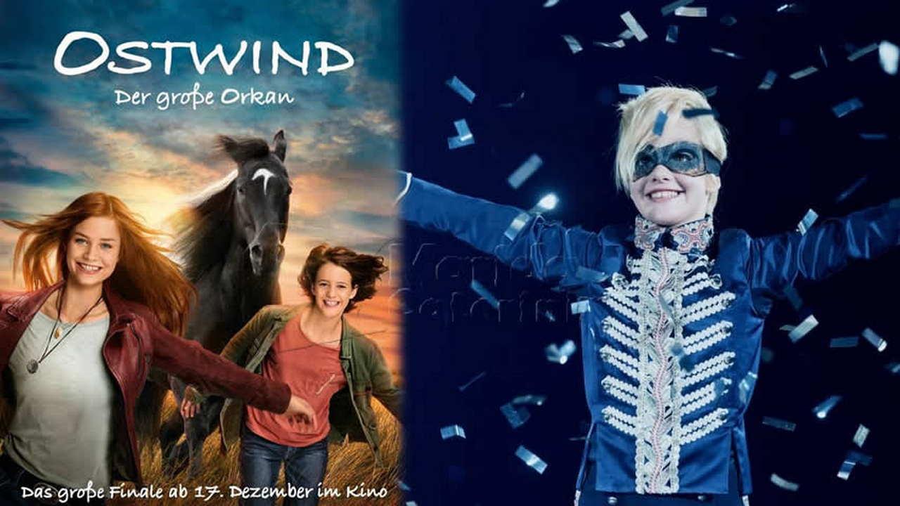 Windstorm Uniti per sempre film Canale 5