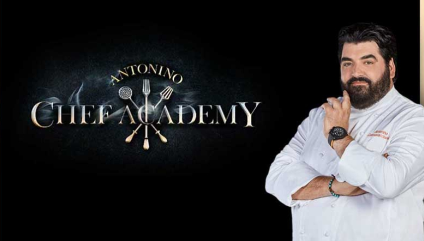 Antonino Chef Academy 19 settembre