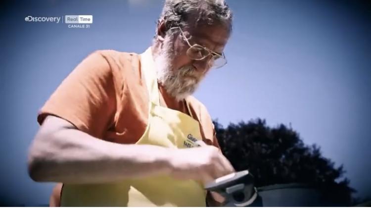 Bake Off Italia 9 puntata 10 settembre Giuseppe