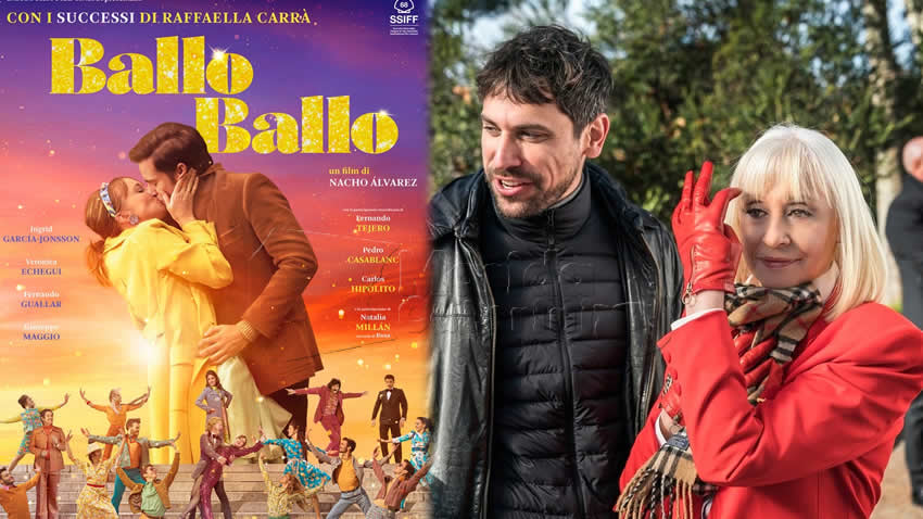 Ballo Ballo film Rai 1