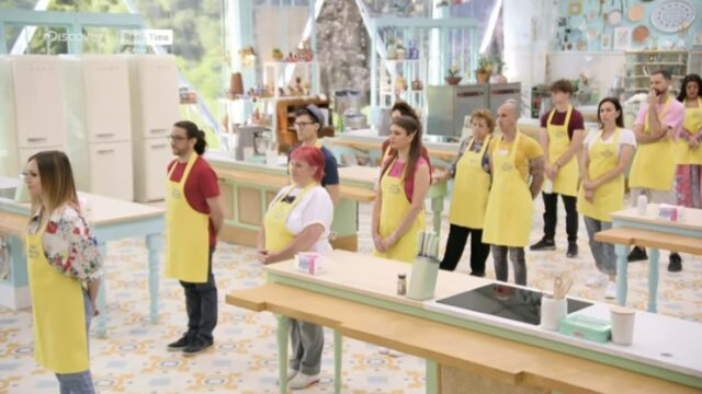 Concorrenti Bake Off Italia 9 puntata 24 settembre