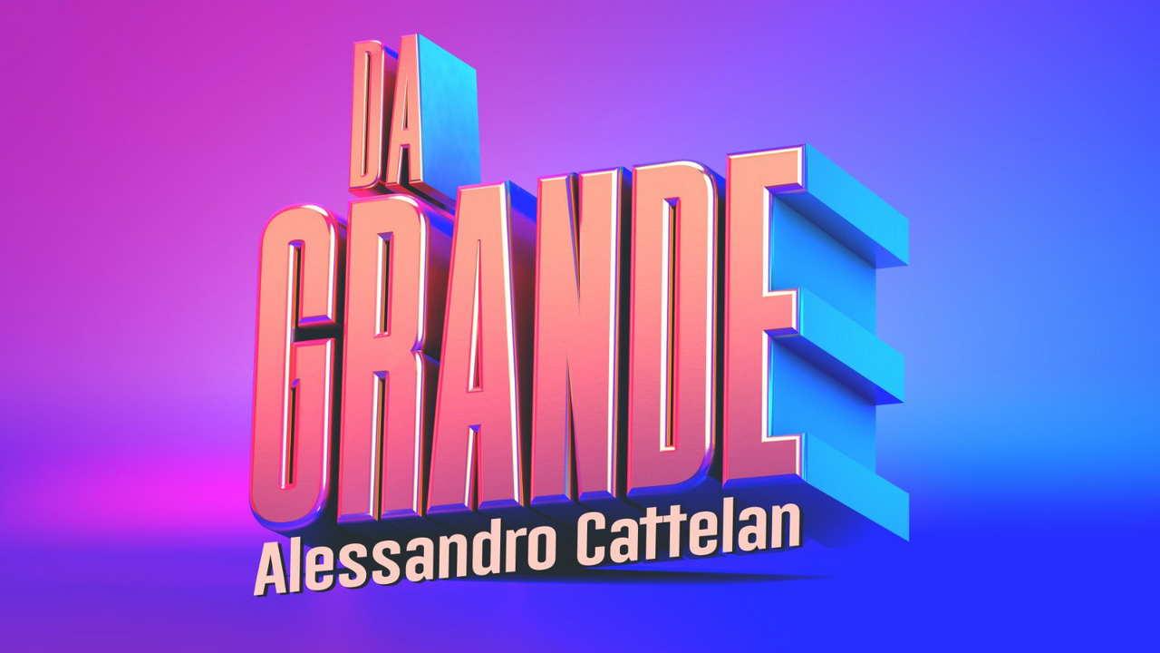 Da Grande Rai 1 Alessandro Cattelan