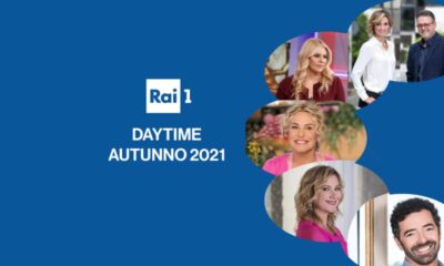 Daytime Rai 1 autunno 2021 programmi
