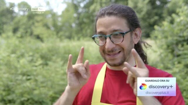 Gerardo Bake Off Italia 9 puntata 24 settembre