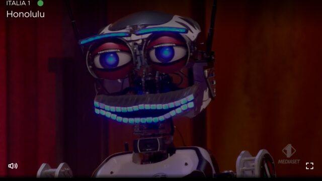 Honolulu Italia 1 Robot