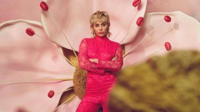 Spot Gucci Miley Cyrus