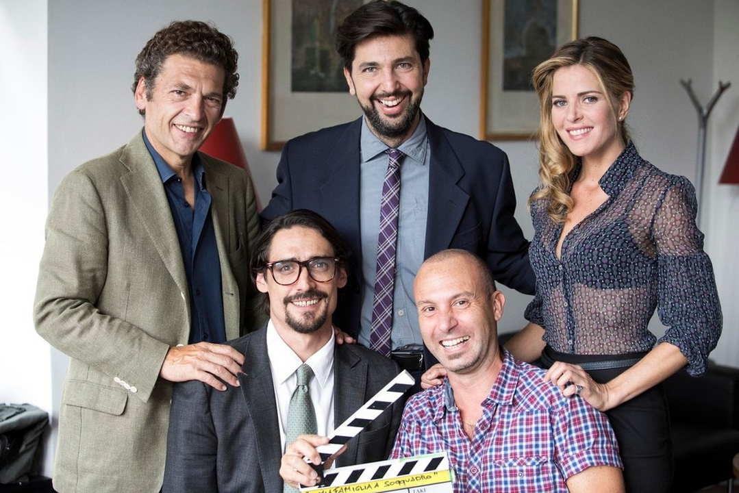 La mia famiglia a soqquadro film attori
