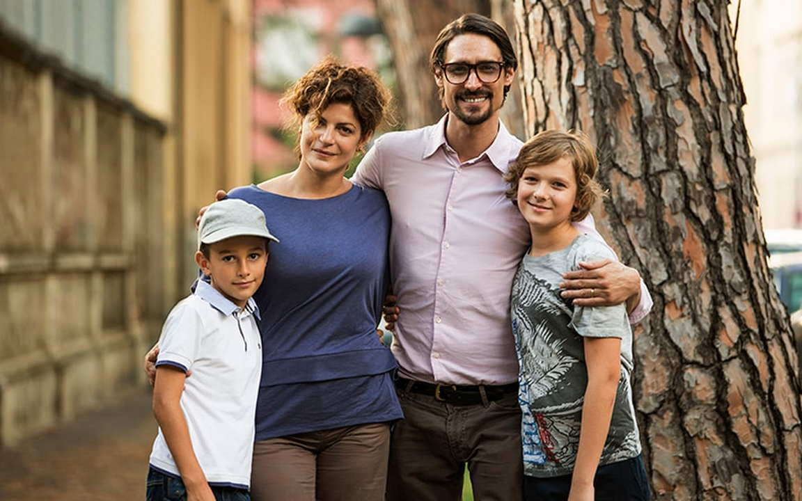 La mia famiglia a soqquadro film finale