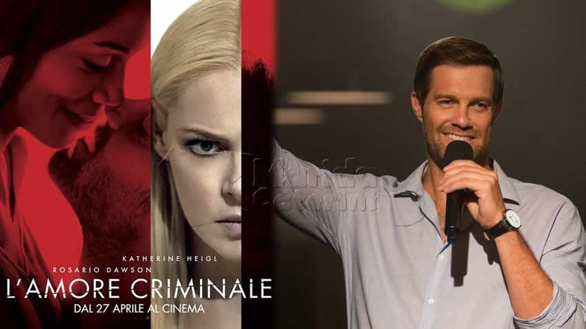 L'amore criminale film Rete 4