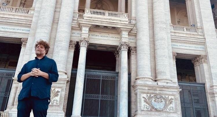 Le pietre parlano Alessandro Sortino Roma