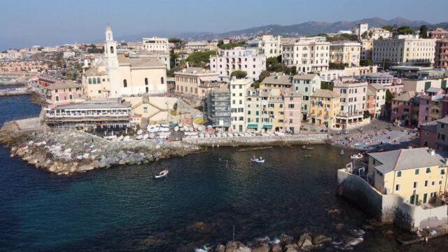Linea Blu 25 settembre Rai 1 Genova
