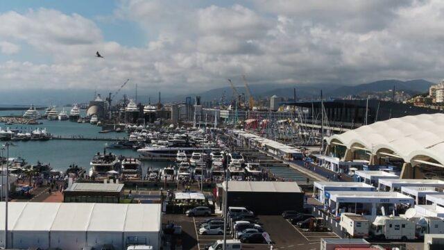Linea Blu 25 settembre Rai 1 Porto di Genova
