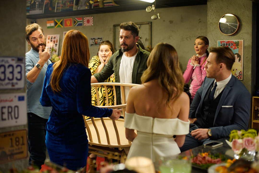 Love is in the air 27 settembre 1 ottobre attori