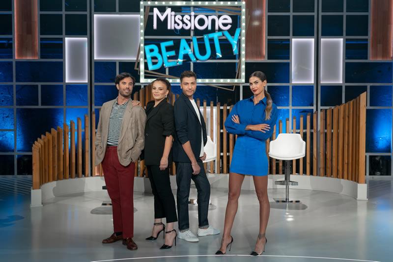Missione Beauty giudici
