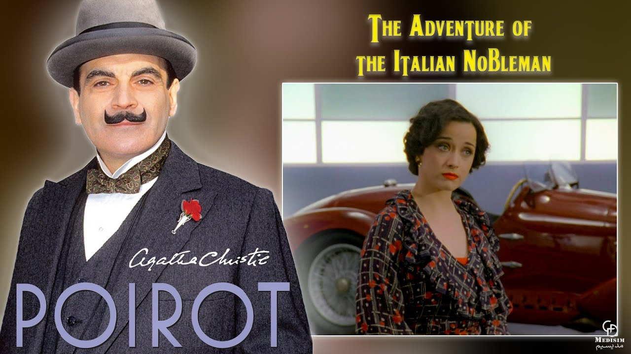 Poirot Delitto all'italiana film Top Crime