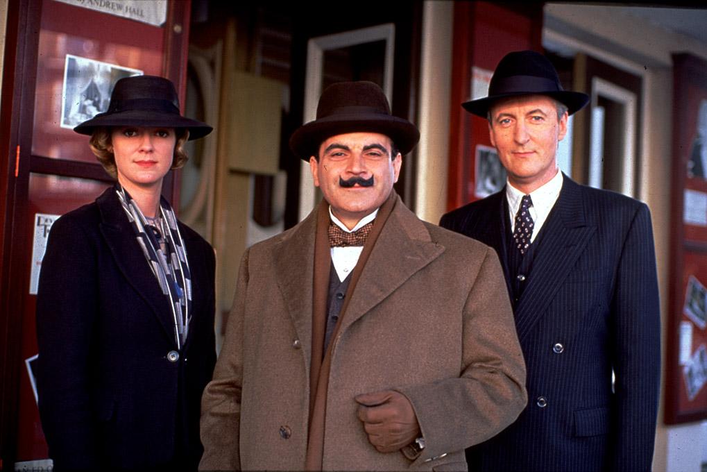 Poirot Furto al Metropolitan finale