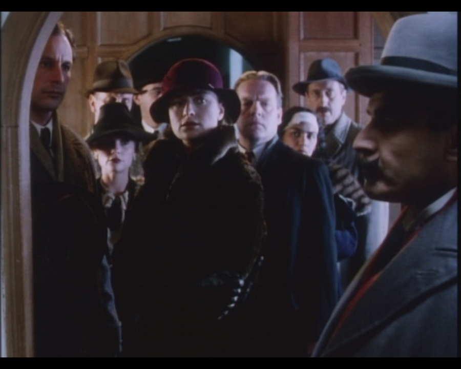 Poirot Il Natale di Poirot film attori