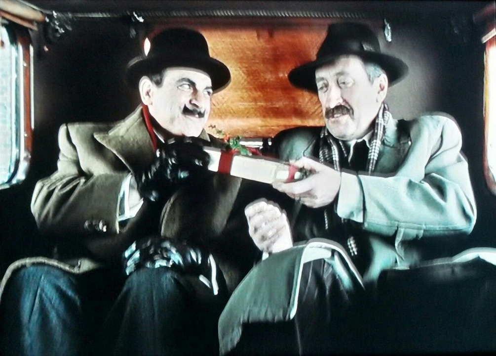 Poirot Il Natale di Poirot film dove è girato